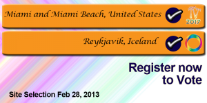 Select Miami or Reykjavik for 2017 worldOutgames