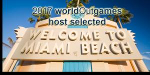 Miami Beach / Miami wins 2017 worldOutgames