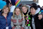 Women at European Gay Ski Week