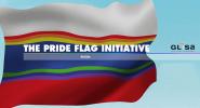 Pride Flag Russia